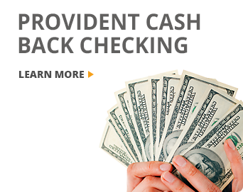 Cash Back Checking Account