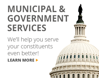 Municipal And Government Services