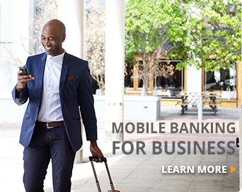 Mobile Banking- Business Checking Account And Savings
