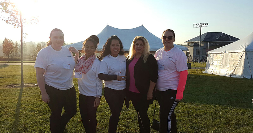 Provident Bank Raises For Against Breast Cancer Campaign - Banking NJ