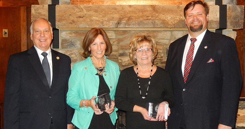 Provident Bank Foundation Named Guardians Awards Recipients - Banks In New Jersey