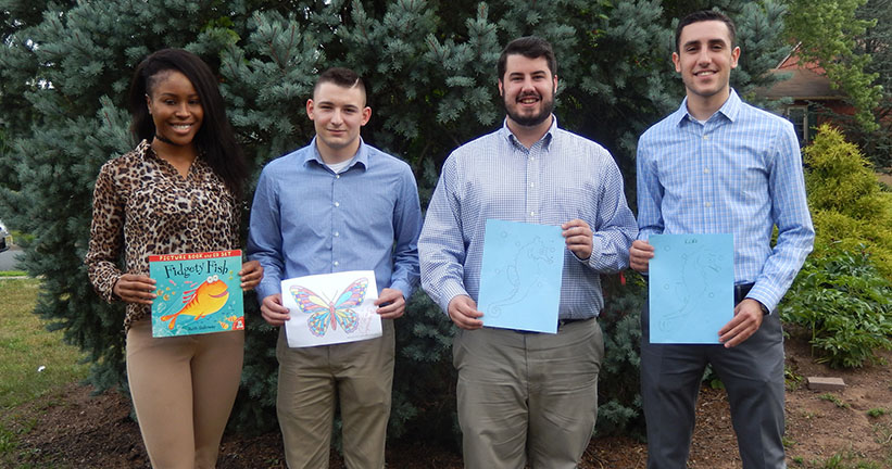 Provident Bank Interns Support Local Non Profits in Edison - Banks New Jersey