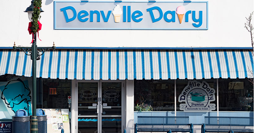 Denville Dairy Ice Cream Shop